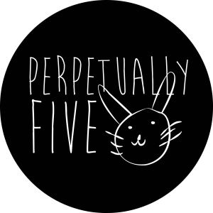 Perpetually Five Final logo